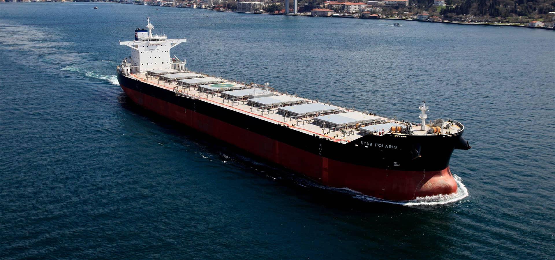 حمل و نقل از طریق دریا
